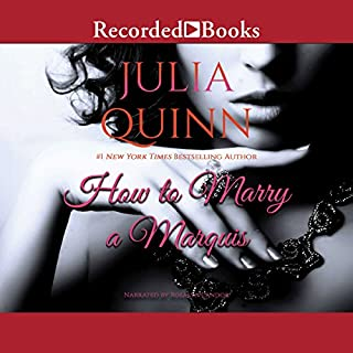 How to Marry a Marquis                   By:                                                                                                                                 Julia Quinn                               Narrated by:                                                                                                                                 Rosalyn Landor                      Length: 11 hrs and 2 mins     252 ratings     Overall 4.4
