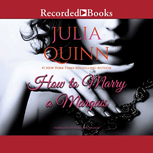How to Marry a Marquis audiobook cover art