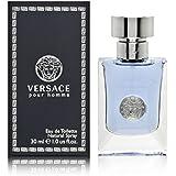 Versace Pour Homme For Men Eau De Toilette Spray, 1.0 Ounce
