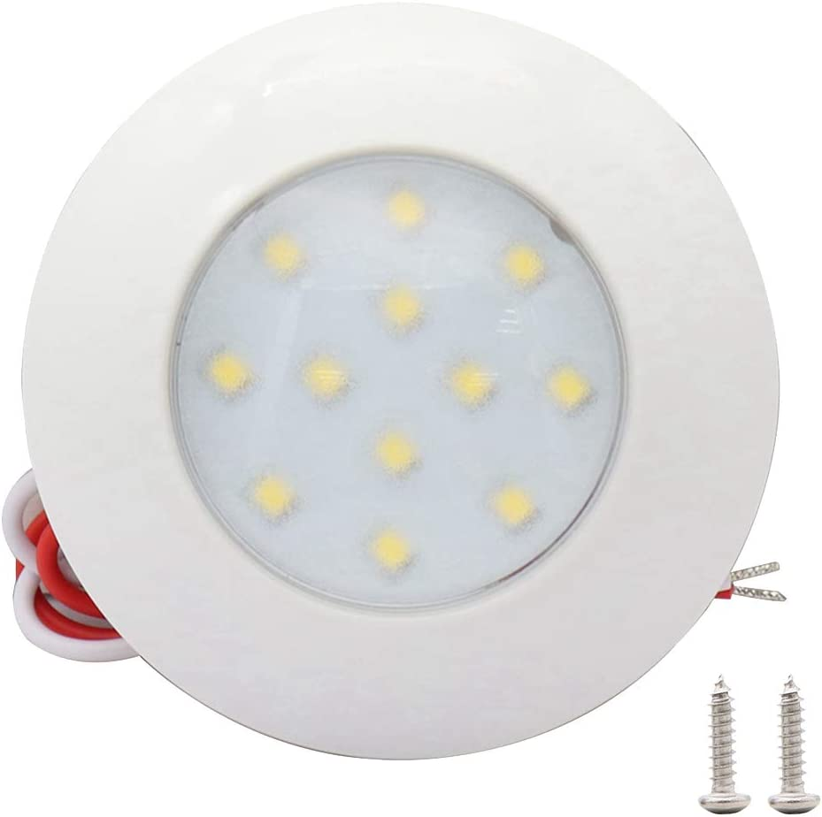 High quality MagiDeal Great interest LED RV Boat Ceiling Light Lights Waterproof Cabinet