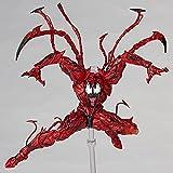Marvel Red Venom Massacre Movie The Amazing Spider-Man Bjd Figuras De Acción Móvil Conjunta Modelo De Juguete 16Cm