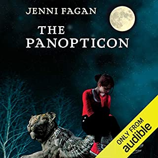 The Panopticon audiobook cover art