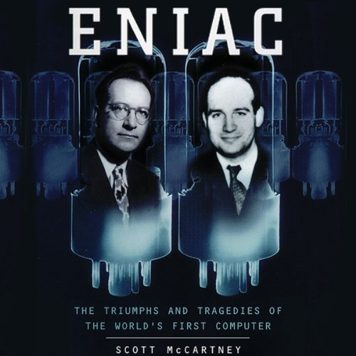 ENIAC audiobook cover art