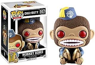 Funko Pop Call of Duty Monkey Bomb GameStop Exclusive