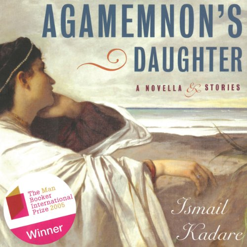 Agamemnon's Daughter audiobook cover art