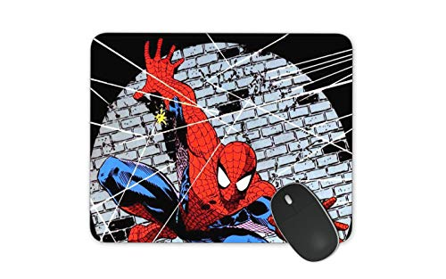 JNKPOAI Anti-Slip Mouse Pad Marvel Games Mouse Pad Personalized Design of Notebook Mouse Pad Spider-Man Printed Mouse Pad (Spider-Man#2)