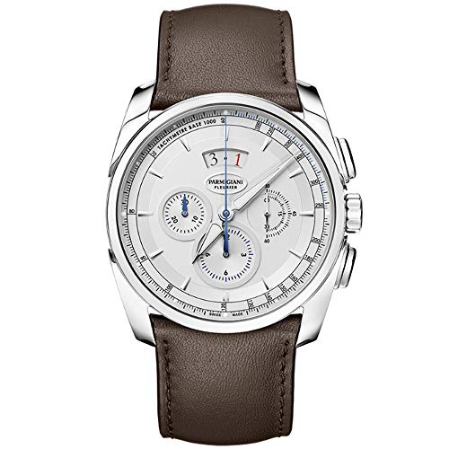 Parmigiani Men's Tonda Metrographe 40mm Automatic Watch...