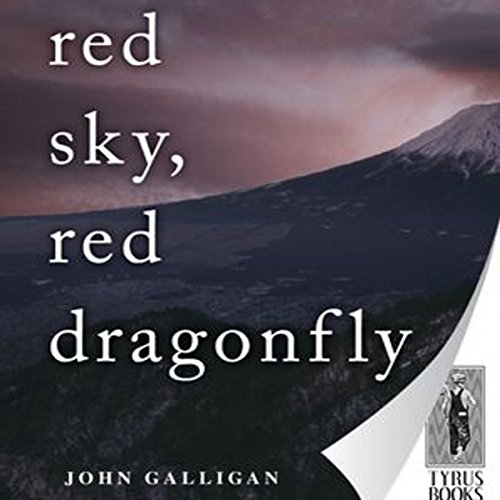 Red Sky, Red Dragonfly audiobook cover art
