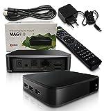 MAG 410 Original Infomir & HMP Android IPTV Set Top Box Internet TV