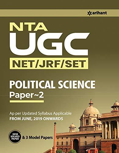NTA UGC (NET/JRF/SET) Political Science 2019