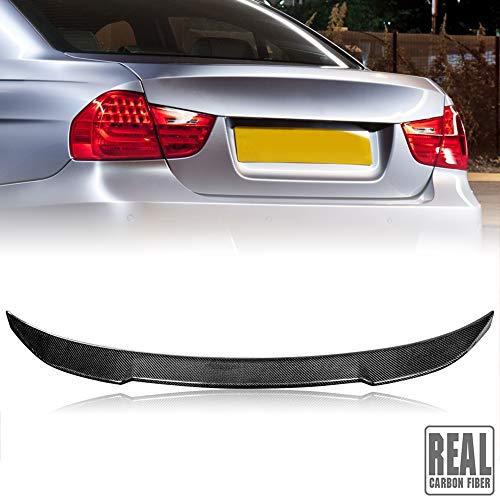 Rolling Gears Real Carbon Fiber Trunk Spoiler Wing...