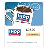 IHOP Coffee Email Gift Card