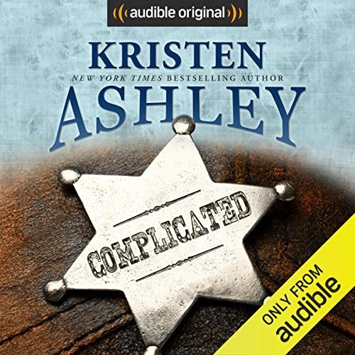 Complicated audiobook cover art