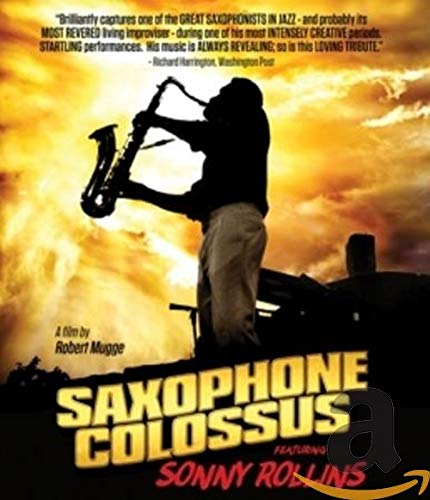 Saxophone Colossus (Bluray) [Blu-ray]