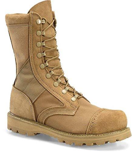 Corcoran Men's Steel Toe Boots - Coyote - 12 Wide