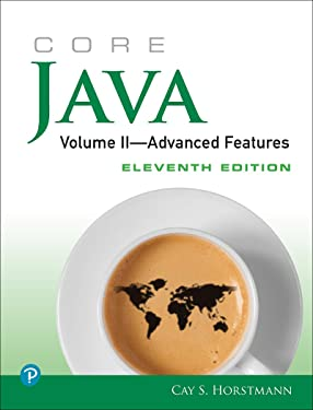Core Java, Volume II--Advanced Features (Core Series)