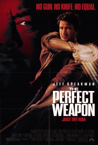The Perfect Weapon - Movie Poster - 11 x 17