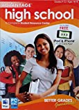 Advantage High School: A Complete Student Resource Center; Includes Free: 3x3 iPad & iPhone Flash Card App