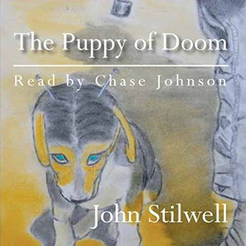 The Puppy of Doom and Other Stories audiobook cover art