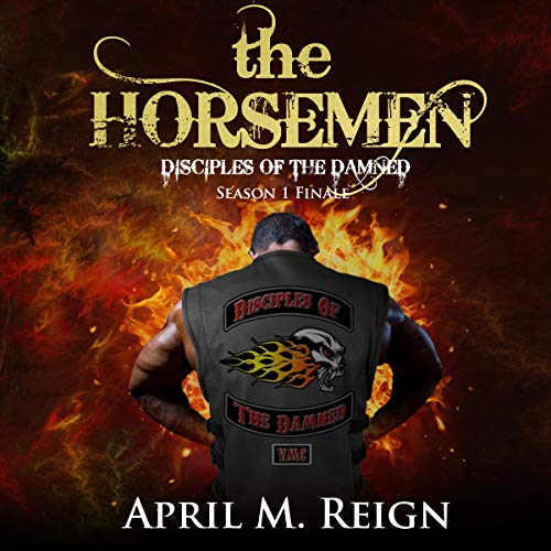War: The Horsemen audiobook cover art