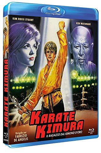 Kimura (Blu-Ray) (BD-r) (Il Ragazzo dal Kimono d oro) (Karate Warrior) [Import]