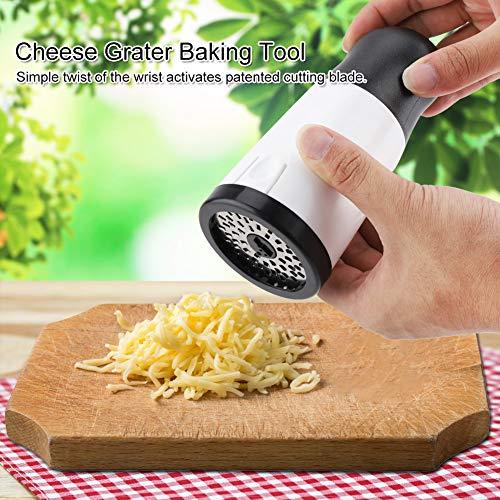 Wifehelper Handmatig kaasmolen kaasmolen rasp dikte instelbaar keukengereedschap schaaf raspen