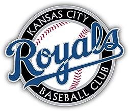 skyhighprint Kansas City Royals MLB Baseball Sport Decor Vinyl Print Sticker 14'' X 12''