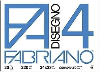 Fabriano Drawing 462059Album, 24x 33cm