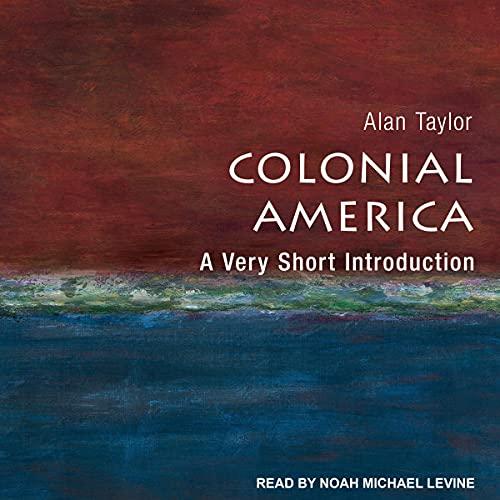 Colonial America cover art
