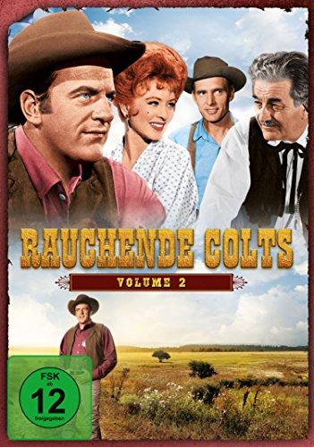 Rauchende Colts - Volume 2 (7 DVDs)