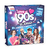 Falomir 90´S Love The 90's, Juego de Mesa, Family & Friends, Color Azul, 27x27x6.5 (1)