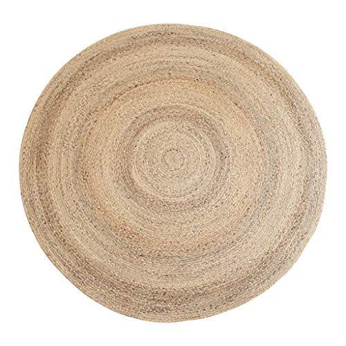 Lowest Price! CarPet Round Handmade, Suitable for Home Decoration (Size : 100100cm)
