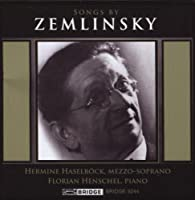 Zemlinsky-Songs