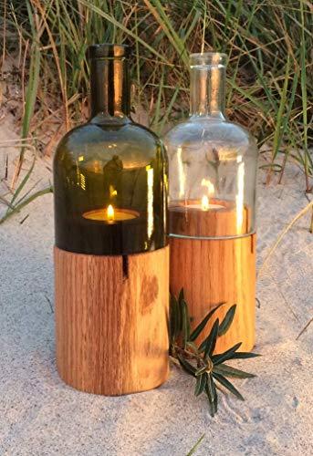 Flaschenwindlicht