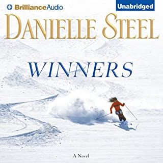 Winners audiobook cover art
