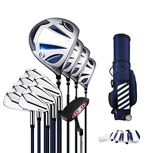 Holgazanear Club de Golf de los hombres de principiante Set