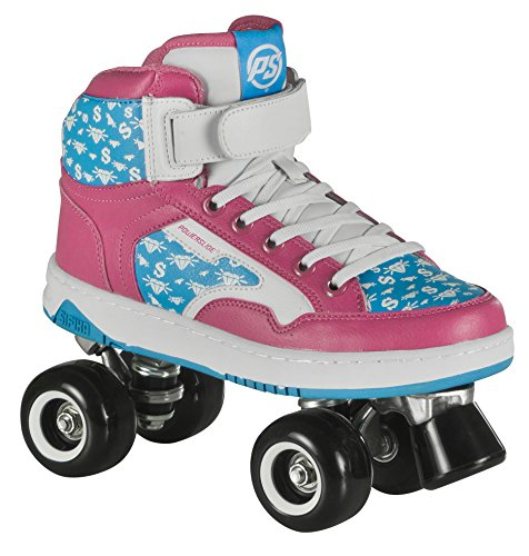 Powerslide Player Patins à roulettes Rose Rose Size 39