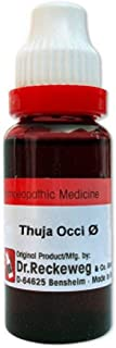 Dr. Reckeweg Homeopathy Thuja Occidentalis Mother Tincture Q (20 ML) by USAMALL