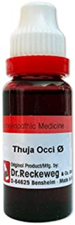 Dr. Reckeweg Germany Homeopathic Thuja Occidentalis Mother Tincture (Q) (20ml)