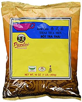 Thai Iced Tea Mix Traditional Restaurant Style 16 oz  Pack of 2