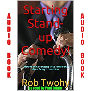 Starting Stand-up Comedy!. cover art