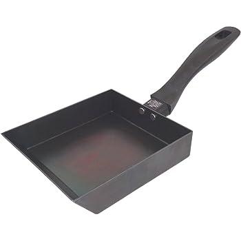 藤田金属 卵焼き フライパン 鉄 大 日本製 スイト 玉子焼き こだわり職人 068206