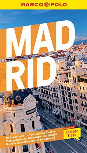 MARCO POLO Reiseführer Madrid: Reisen mit Insider-Tipps. Inkl. kostenloser Touren-App (MARCO POLO Reiseführer E-Book)