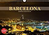 Barcelona Impressionen (Wandkalender 2022 DIN A4 quer)