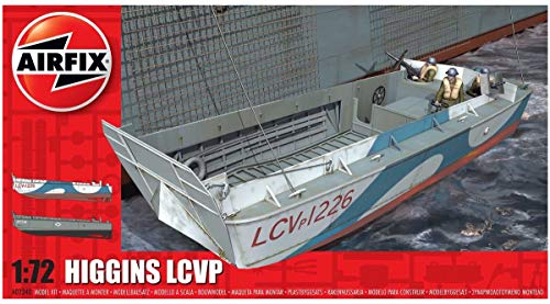 Airfix 1:72 Higgins LCVP Kit ()