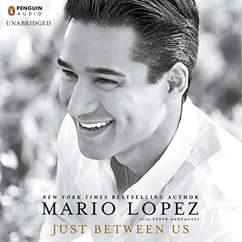 Just Between Us audiobook cover art