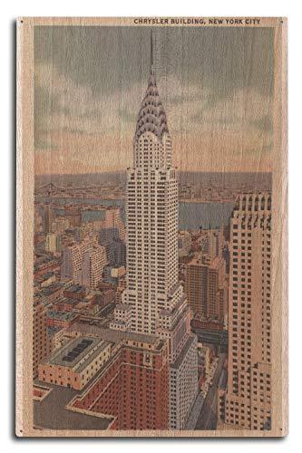 St234tyet New York, NY, Chrysler Building, 405 Lexington Avenue, impresiones artísticas para...