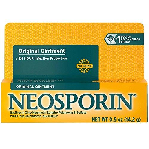 Neosporin Antibiotic Original Ointment 050 oz Pack of 3