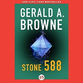Stone 588 audiobook cover art