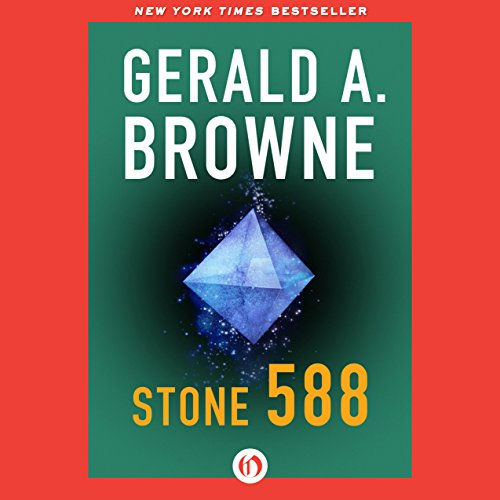 Stone 588 audiobook cover art